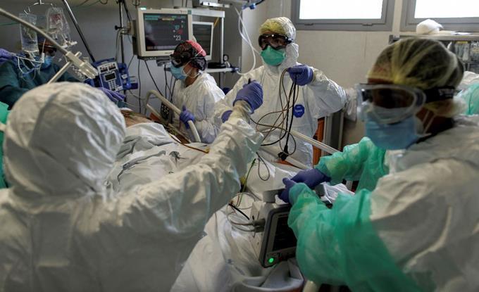 Séptimo mes de pandemia cerró con 2,108 muertes