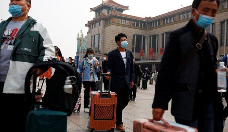 """La OMS consideró """"extremadamente importante"""" rastrear el origen del COVID-19 dentro de China"""