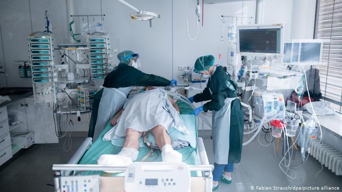 Alemania: SOS coronavirus, saturación en cuidados intensivos