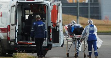 Rusia registra un nuevo récord de muertes diarias por covid-19 con 432 decesos