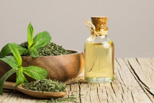El aceite de menta ayuda contra el síndrome del intestino irritable?