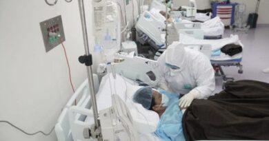 Salud Pública reporta cinco fallecimientos por Covid-19 y 601 casos nuevos