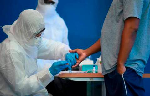 Se reportan cuatro nuevos fallecimientos y 876 nuevos casos de COVID-19