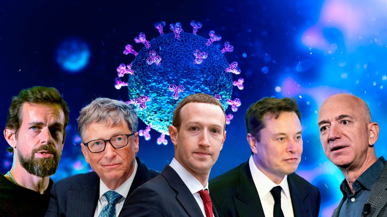 """Qué piensan las más brillantes """"mentes tecnológicas"""" de la pandemia y de cómo va a terminar"""