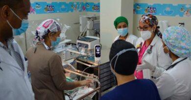 Buscan detectar a tiempo cardiopatías en los recién nacidos