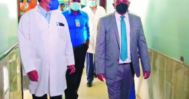 Ministro SP acusa a traficantes de copar hospitales haitianas