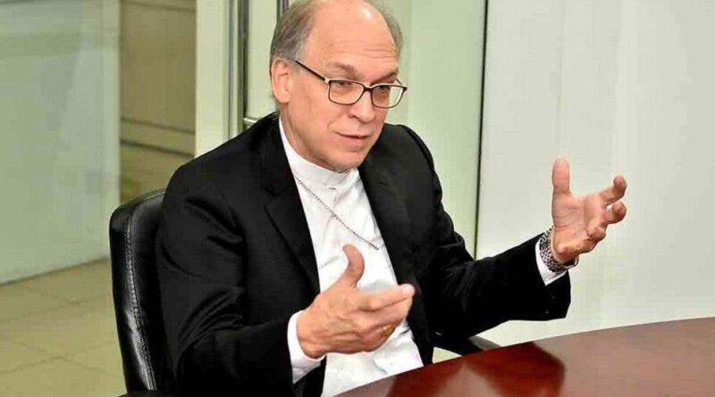 Monseñor Víctor Masalles lamenta Abinader apoye causales del aborto