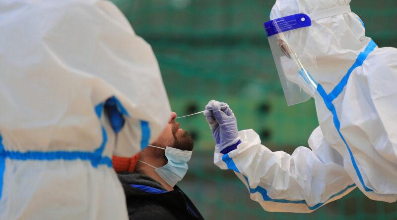 Detectan en Italia la nueva cepa de coronavirus, que previamente fue registrada en el Reino Unido