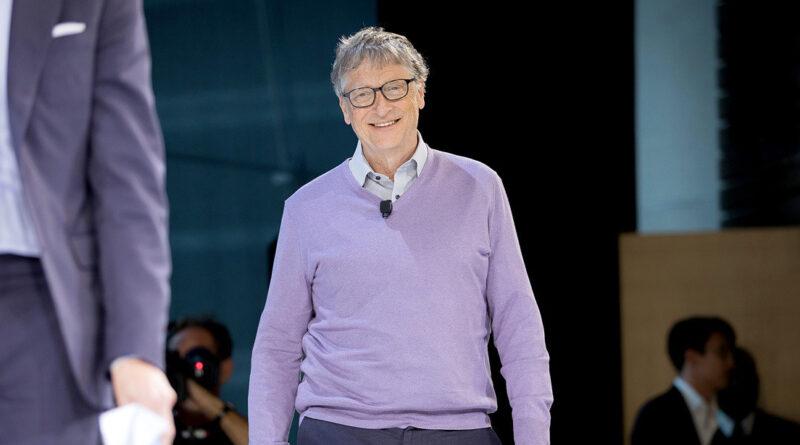 """""""Nunca progresamos tanto durante una enfermedad"""": Bill Gates revela qué alimenta sus esperanzas para el 2021"""