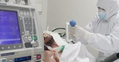 Aumento pacientes Covid causó 13 muertes ayer