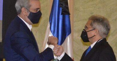 Gobierno y CMD firman acuerdo