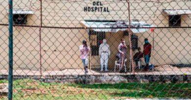 Más de 500 reclusos se han infectado de COVID-19 en el Nuevo Modelo de Gestión Penitenciaria