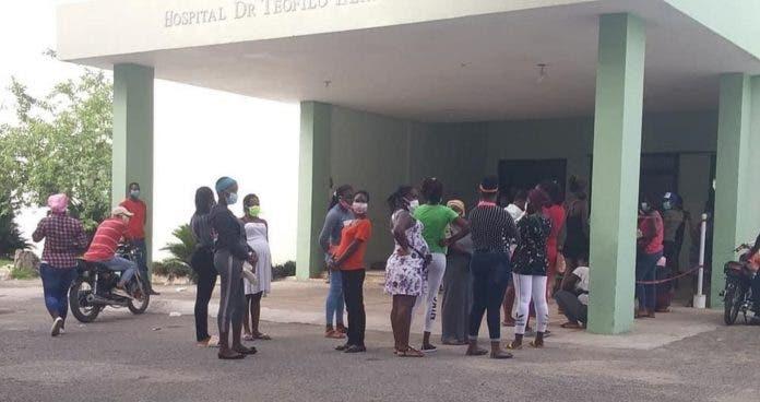 Seibanos ven un castigo en el estado del hospital Dr. Teófilo Hernández