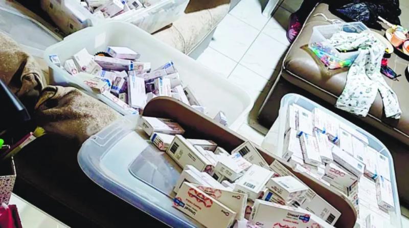 PRG dice arrestó red medicinas falsas