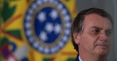Bolsonaro comparó el coronavirus con la lluvia y dijo que no se vacunará