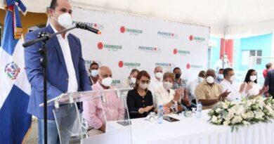 Promese/Cal expande programa de Farmacias del Pueblo en región norte del país