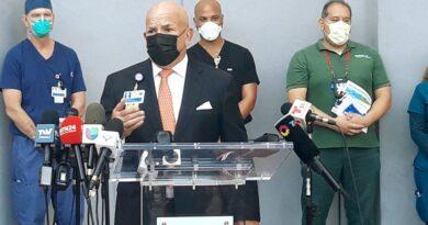 Miami empezó a vacunar a la población contra el coronavirus