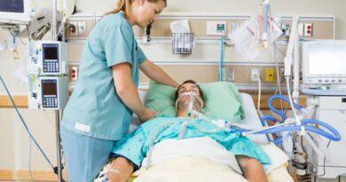 Sube número pacientes por virus en las UCI y ventilación asistida