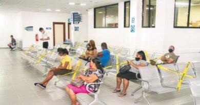 El hospital Doctor Vinicio Calventi está saturado de pacientes