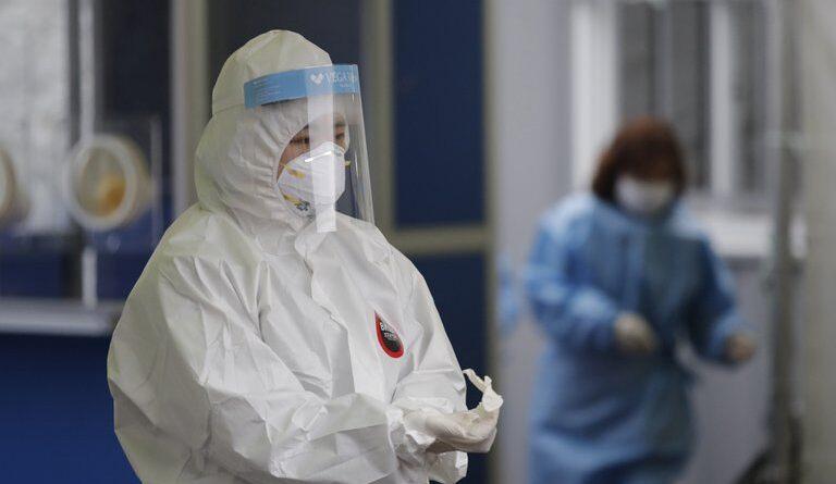 EEUU registró un nuevo récord diario con 277.000 casos de coronavirus en 24 horas