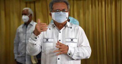CMD lamenta fallecimiento hermano del ministro de Salud