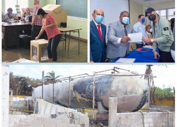 Más allá del coronavirus, seis hechos que marcaron el año que pasó en RD