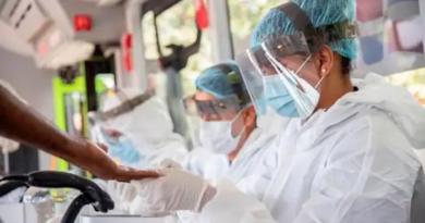 28 muertes por COVID-19 y 1,722 nuevos contagios