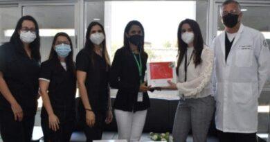 Escuela de Odontología de la Unphu recibe premio GRANT PROGRAM
