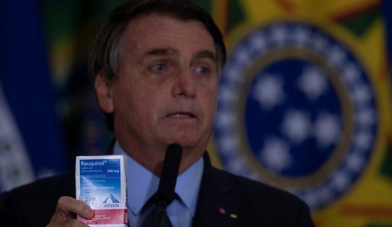 """Bolsonaro se retractó sobre el uso de la cloroquina como tratamiento para el COVID-19: """"Por lo menos no maté a nadie"""""""