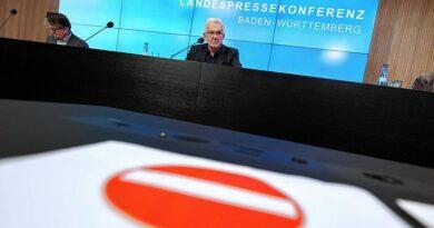¿Descanso de Pascua, restricciones de contacto, toques de queda? Mucha incertidumbre sobre las nuevas reglas de la corona para Baden-Württemberg