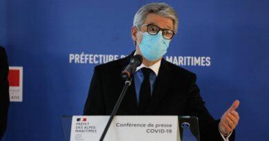 Certificado, vacunas, levantamiento del confinamiento ... El prefecto hace balance de la situación en los Alpes Marítimos