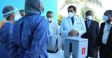 Gobierno garantiza segunda dosis de vacuna covid-19