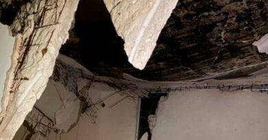 Director del SNS informa de desplome del techo de hospital en Bahoruco