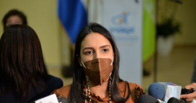 Carolina Serrata Méndez, Directora General de la DIDA, convoca a Diálogo Nacional sobre Seguro Familiar de Salud (SFS).
