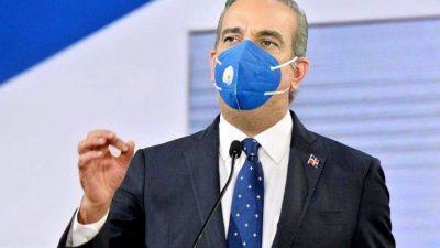 Abinader analizará fabricantes de vacunas que incumplan en RD