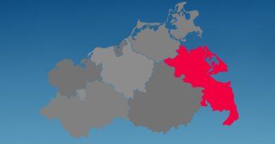 Plan paso a paso: Vorpommern-Greifswald ha relajado las reglas de la corona