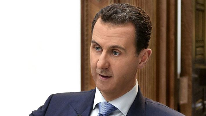 Presidente sirio Bachar al Asad y su esposa dan positivo a covid-19