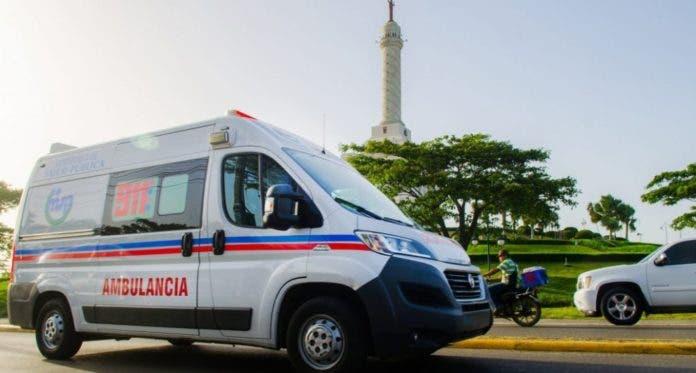 Seis heridos durante accidente de tránsito en Santiago