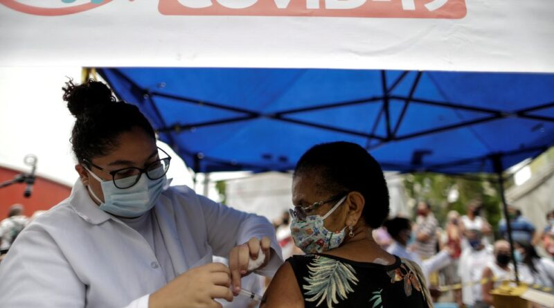 Brasil llegó a los 20 millones de vacunados contra el COVID-19