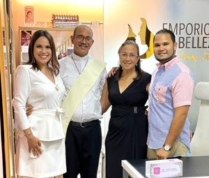 Inauguran consultorio clínico en Santo Domingo