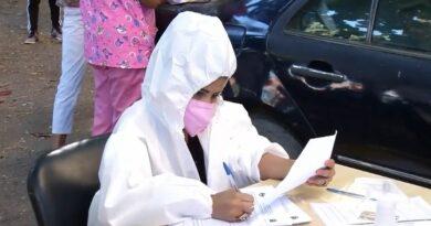 Salud reporta cinco muertos más Covid y registra 623 nuevos contagios