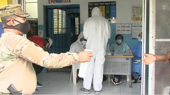 RD registra cuatro fallecimientos por Covid y 317 nuevas infecciones