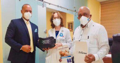 Frifarma dona fármacos a hospitales