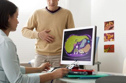 Hepatomegalia: causas, síntomas y tratamientos