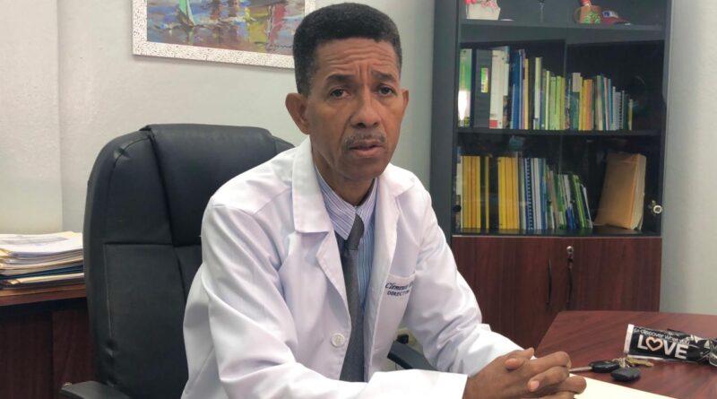 Hospital Reid Cabral reporta mayoría casos de difteria provienen de Yamasá