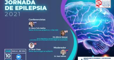 Anuncian Jornada de Epilepsia 2021
