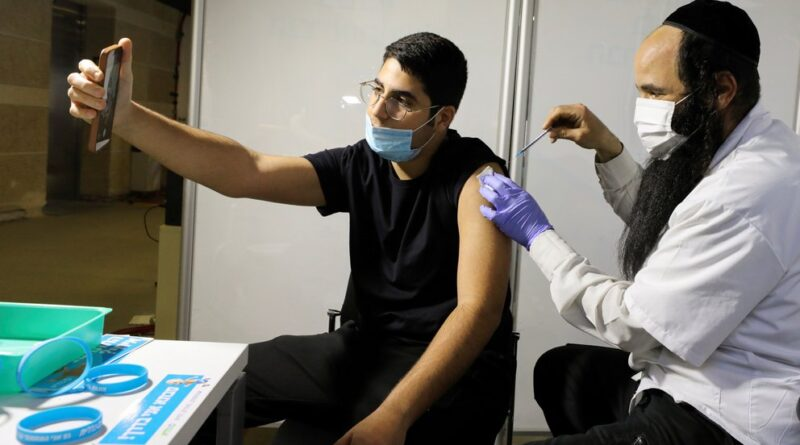 DE ULTIMO MINUTO ! Expertos aseguran que Israel ya podría haber alcanzado la inmunidad de rebaño contra el coronavirus