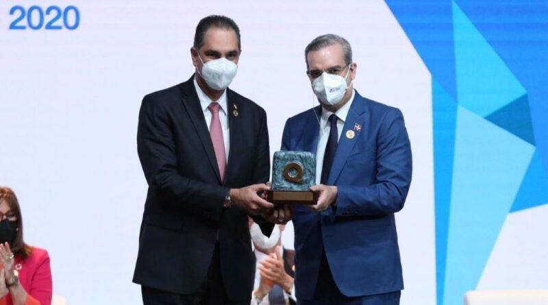 SeNaSa obtiene Oro en Premio Iberoamericano de la Calidad