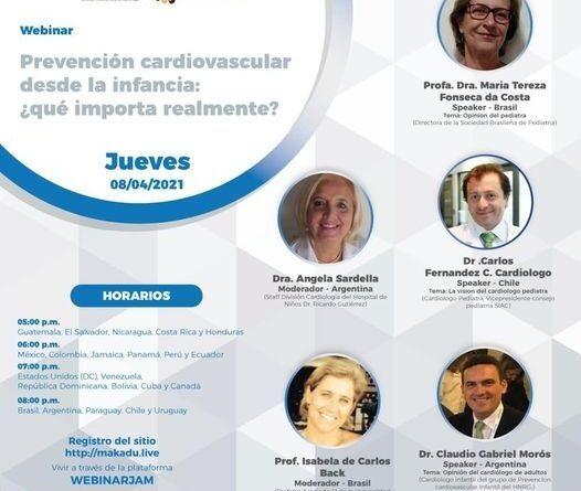 SIAC analizará prevención cardiovascular