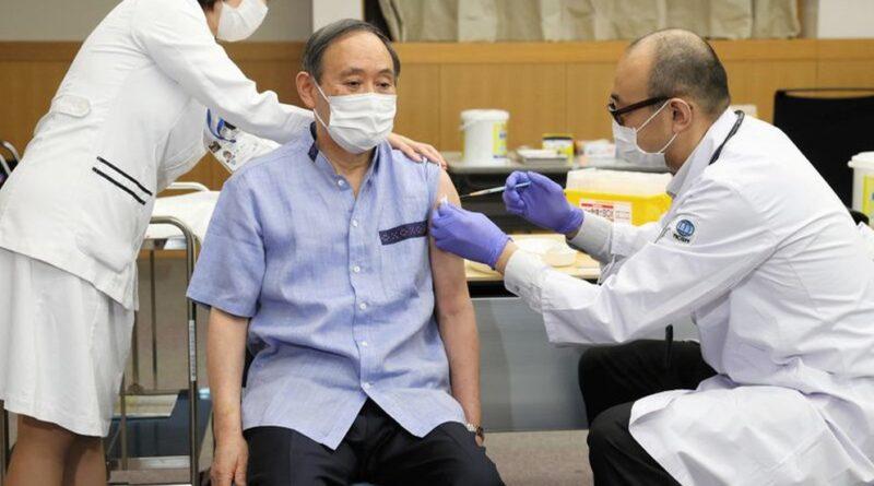 Japón pidió a Pfizer más vacunas para acelerar la inmunización en medio del aumento de casos de COVID-19